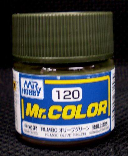 Mr.カラー C120 RLM80オリーブグリーン