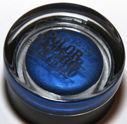 Maybelline Color Tattoo Eyeshadow Limited Edition - Blue on By by Maybelline New York