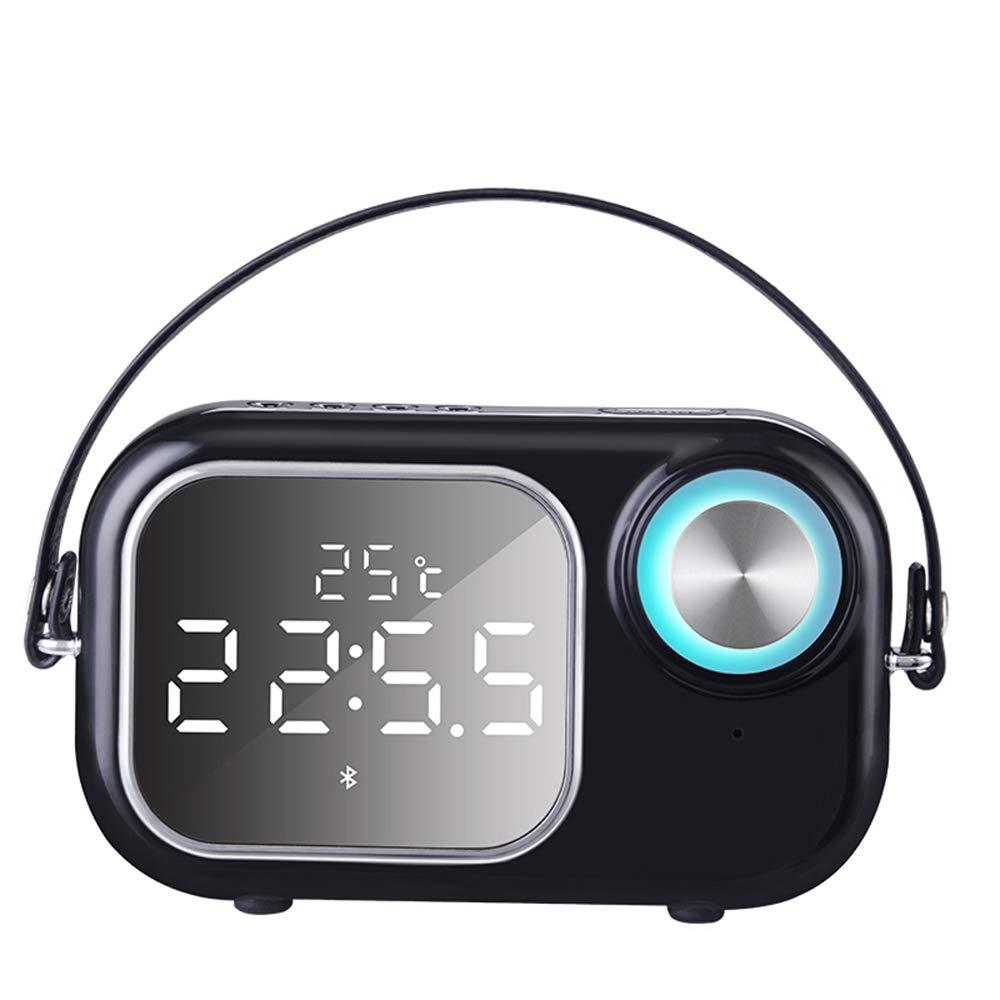Ponente Altavoz Bluetooth - Reloj de alarma para el hogar ...