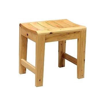 Remarkable Amazon Com Tyuio Deluxe Teak Wood Shower Bench Storage Inzonedesignstudio Interior Chair Design Inzonedesignstudiocom