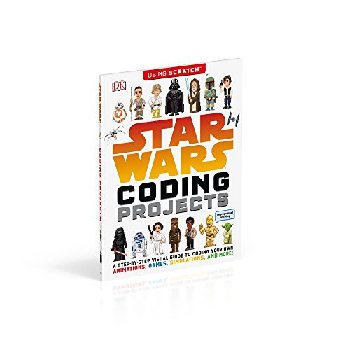Star Wars Coding Projects: A Step-by-Step Visual Guide to Coding Your Own Animations, Games, Simulations an by DK Children (Image #13)