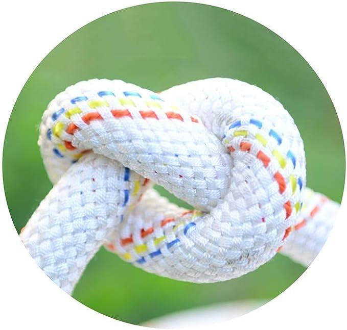 BD.Y Cuerda de Escalada - Resistente a la abrasión Extensible ...