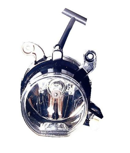 Depo 444-2006L-AQ BMW 3 Series Driver Side Replacement Fog Light Assembly