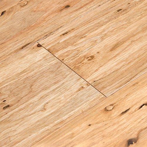 Bamboo Hard Hardwood Flooring - Cali Bamboo - Eucalyptus Hardwood Flooring, Wide Click, Natural Brown - Sample