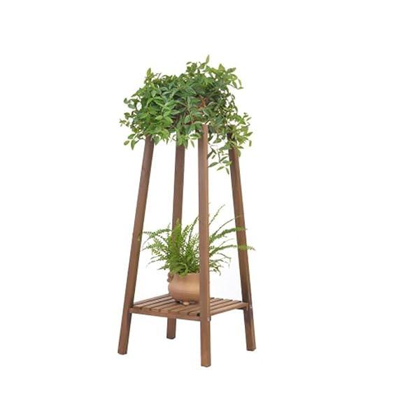 Amazon.com: Sillas FL Pergolas/flores, estantes de madera ...