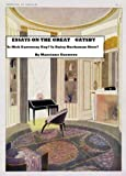 Essays on The Great Gatsby: Is Nick Carraway Gay? Or, Is Daisy Buchanan Slow?
