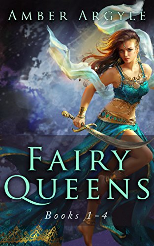 Fairy Queens by Amber Argyle