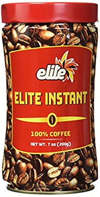 Elite Instant Coffee by Mixpresso
