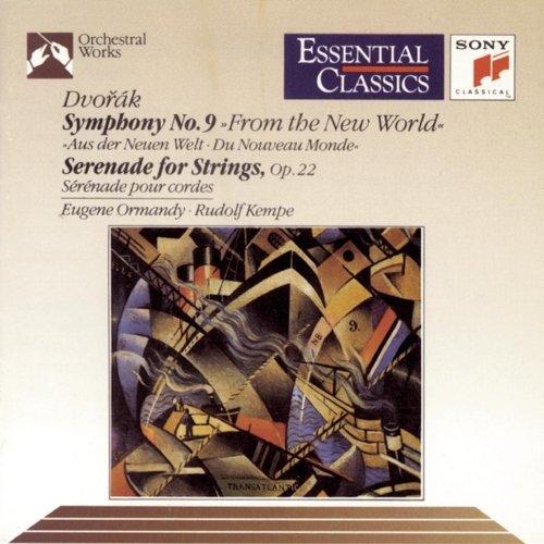 Dvorak: Symphony No. 9 / Serenade for Strings (Essential - Ohio Outlets Prime