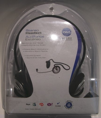 Micro Innovations Stereo Headset ()