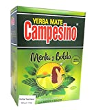 Campesino Yerba Mate with Mint and Boldo 500 g (1.1 lbs)