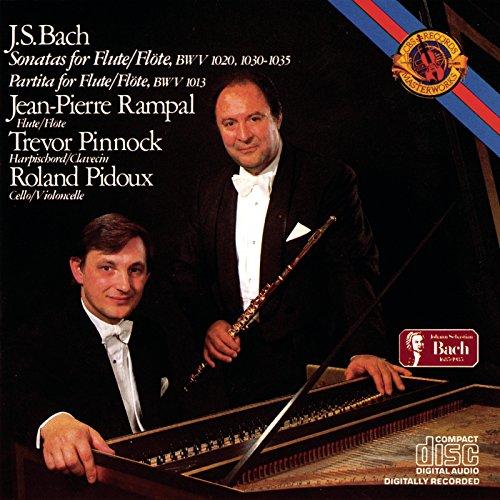 Flute Bach - Bach: Flute Sonatas BWV 1030-1035 & Flute Partita, BWV 1013