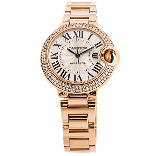 Cartier Ballon Bleu de Cartier automatic-self-wind womens Watch WE902034 (Certified Pre-owned)
