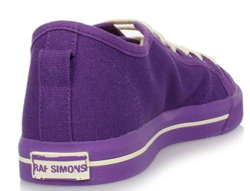 Adidas Raf Simons Mens Scarpa X Raf Simons Spirito Matrice Basso Sneaker (9 Us, Supcol / Missun / Supcol)