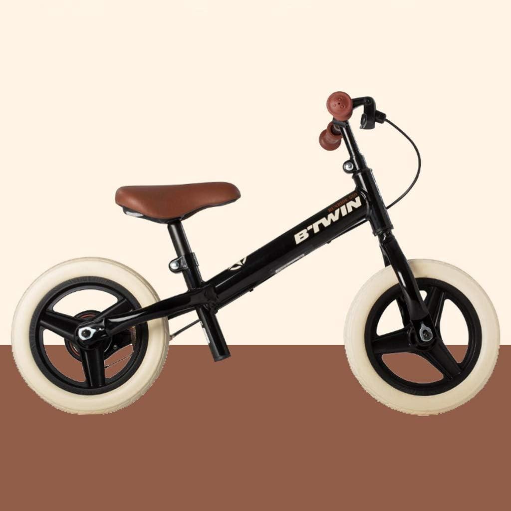 FFAJ Equilibrio para niños. Coche deslizable sin Pedales ...