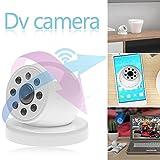 wireless ip camera ir night vision smart home security monitor video recording mini wifi dv hd.264 1080p cam for cctv p2p camcorder wide angle 140 deg remote monitoring surveillance