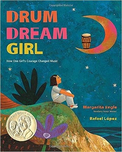 cover image, Drum Dream Girl