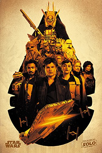 Solo: A Star Wars Story - Movie Poster/Print