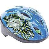 XLC Ranger Boy's Helmet; Youth Med/Lrg, 52-56cm; Blue/Green