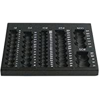 Mmf COUNTEX COIN TRAY BLK