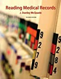 Reading Medical Records, McQuade, J. Stanley, 1611631092