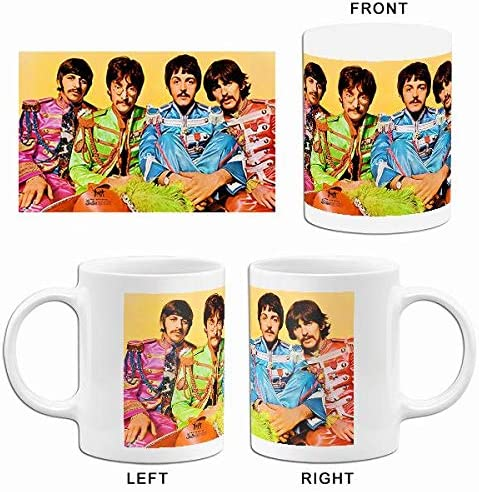 The Beatles Magnet Set The Beatles SGT Peppers The Beatles Love Is All You Need Magnet The Beatles Kitchen The Beatles Gifts The Beatles All You Need Is Love