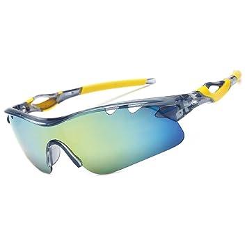 SUDOOK Gafas de sol deportivas para hombres y mujeres, para ...