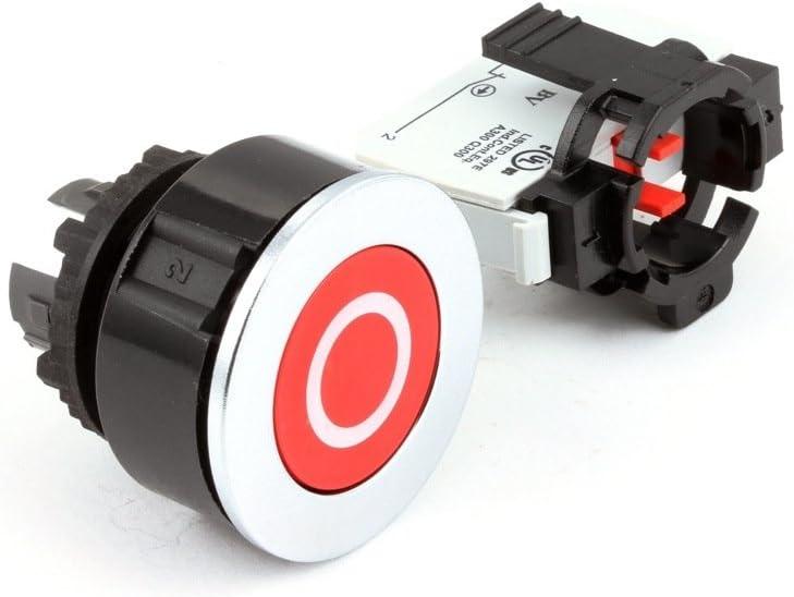 Robot Coupe 502173 rojo interruptor de parada Asamblea: Amazon.es ...