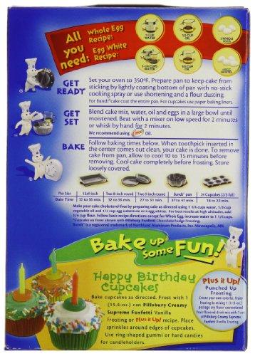 Pillsbury Funfetti Cake Box Recipe Menurecipe