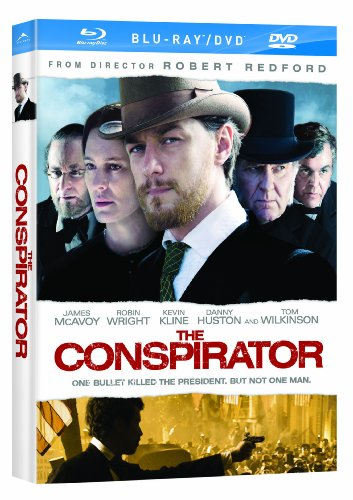 The Conspirator (Blu-ray/DVD Combo in DVD Packaging)
