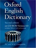 Oxford English Dictionary, , 0199563837