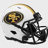 San Francisco 49ers NFL Mini Speed Football Helmet