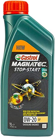 Castrol Motoröl Magnatec Stop Start 0w 20 Gf Motorenöl Motor Oil 15cbae 1l Auto