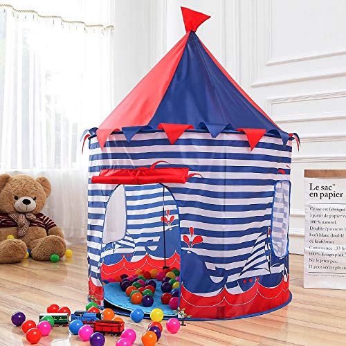 Generous Cute Children Kid Balls Pit Pool Game Play Tent Indoor Outdoor Gaming Toys Hut For Baby Toddlers High Quality Superior Materials Mother & Kids Activity & Gear