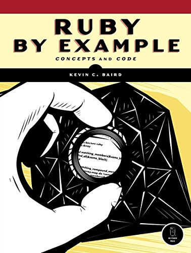 Ruby by Example: Concepts and Code by Brand: No Starch Press