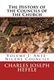 img - for The History of the Councils of the Church: Volume I: Ante-Nicene Councils book / textbook / text book