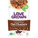 Love Grown Cocoa Goodness Oat Clusters, 12 oz. Bag