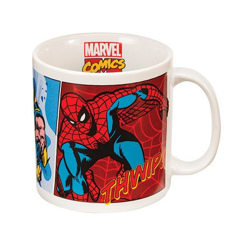 captain america glass cup - 7