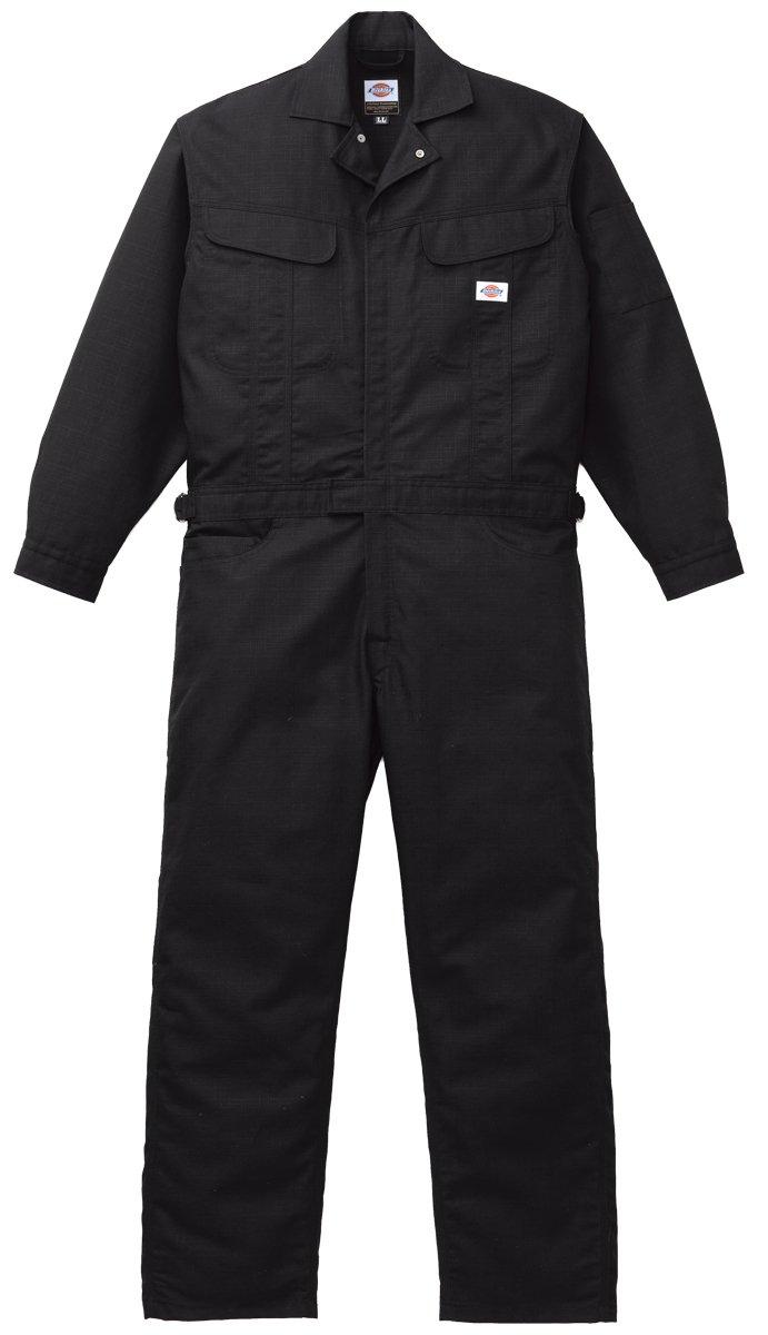 ディッキーズ Dickies (山田辰)オールシーズン用 ツヅキ服 1101 ブラック Mサイズ B008FTVTF8 M|ブラック