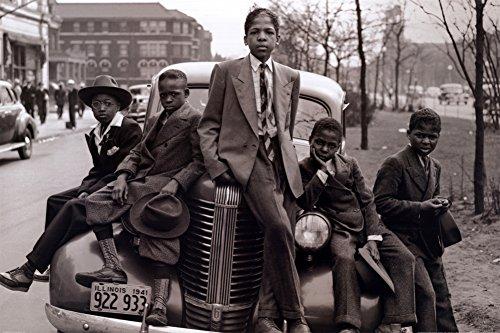 Sunday Best - South Side Chicago, 1941 by Corbis-Bettmann 36