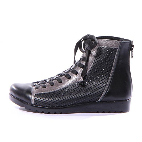 Ma Belle Perforated Ankle Boots Shoes jKazZAsFEt