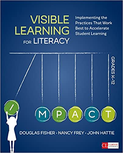 Amazon visible learning for literacy grades k 12 implementing visible learning for literacy grades k 12 implementing the practices that work best to accelerate student learning corwin literacy 1st edition fandeluxe Images