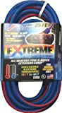 Prime LT630825 Ultra Heavy Duty 25-Foot Extension Cord (4-Pack)