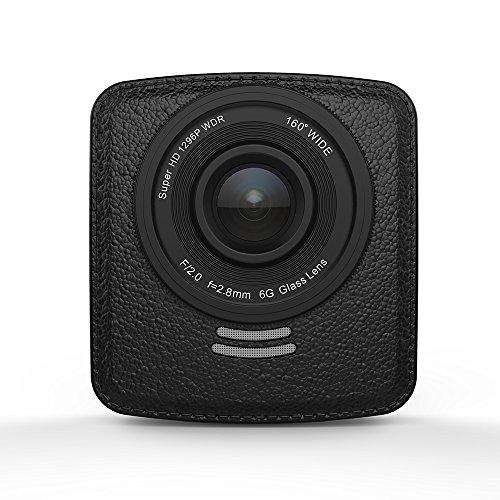 On Dash Cam Amacam AM-C60 Compact Car Camera. Night Visio...
