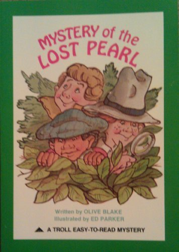 Mystery of the Lost Pearl by Olive Blake -