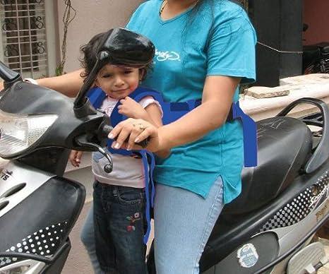 Buy Kidsafe 2 Wheeler Kids Safety Belt - Blue Online at Low Prices ...