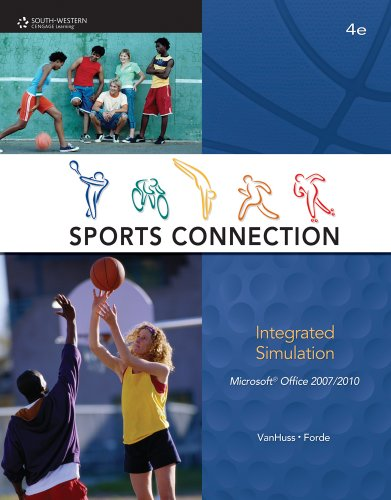 Download The Sports Connection: Integrated Simulation (Business Presentation) Pdf