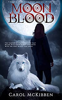 Moon Blood by Carol McKibben ebook deal