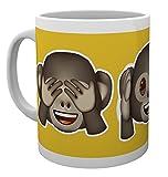10oz Emoji Monkeymug