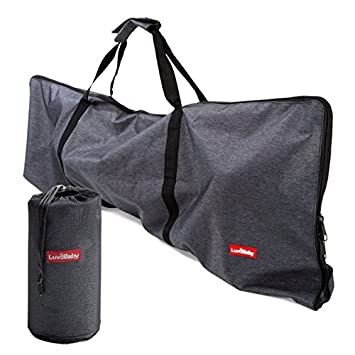 Amazon.com: PREMIUM Buggy Bag – Bolsa plegable para carriola ...